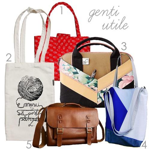 Tips &Tricks - Cum sa alegi o geanta in functie de tinuta