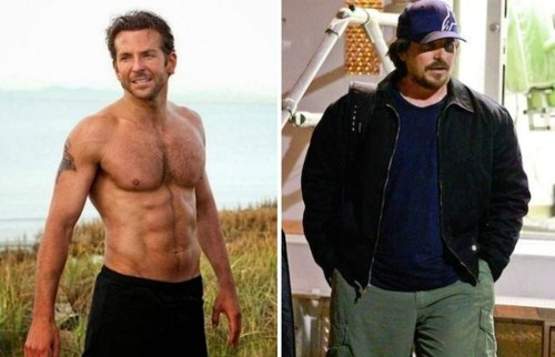 Cei mai atrăgători actori de la Hollywood, graşi peste măsură! Vezi ce au făcut pentru un rol!