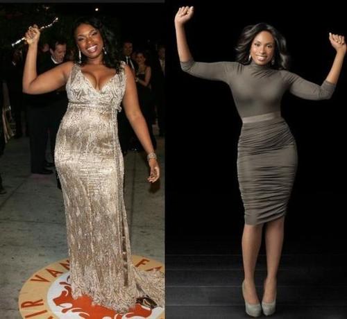 Înainte şi după! Top 5 slăbiri spectaculoase ale vedetelor de la Hollywood!