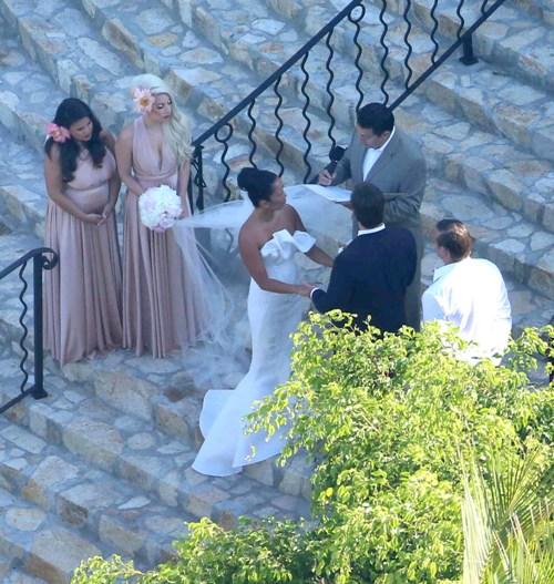 Top 7 vedete care au fost domnişoare de onoare la nunta prietenelor