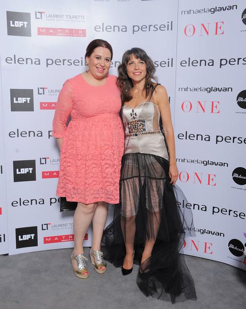 Uite cum s-au îmbrăcat Andreea Bălan și Oana Roman la o prezentare de modă