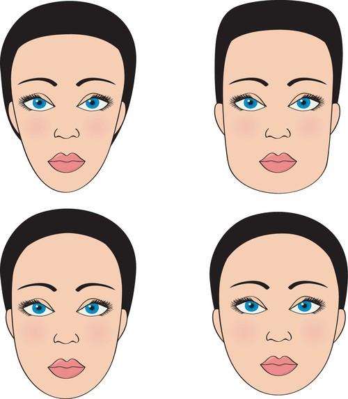 Cum îți conturezi fața, în funcție de formă