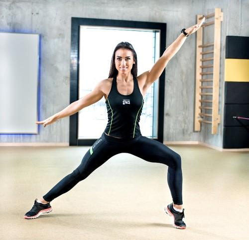 Anca Bucur, Miss Fitness Universe 2013, pregătiri  pentru concursul mondial. Ce mănâncă şi cum se antrenează