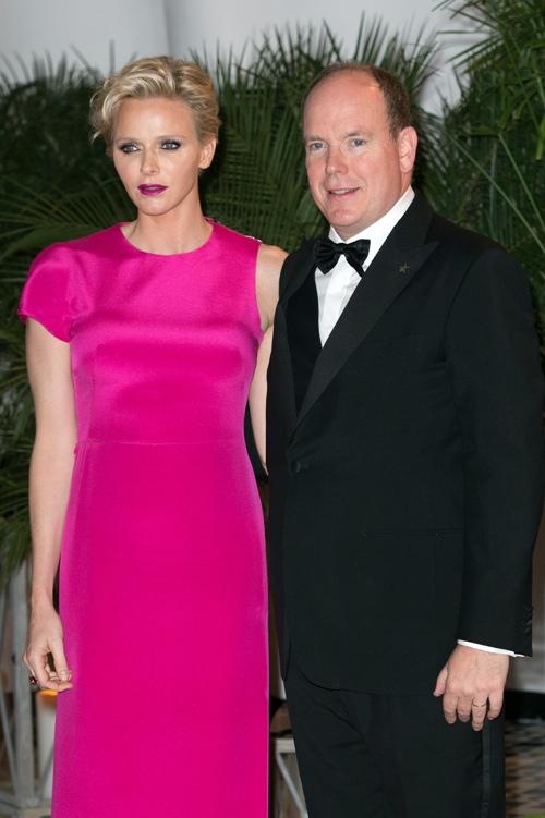 Charlene de Monaco, însărcinată. Ce spune soţul ei, Prinţul Albert