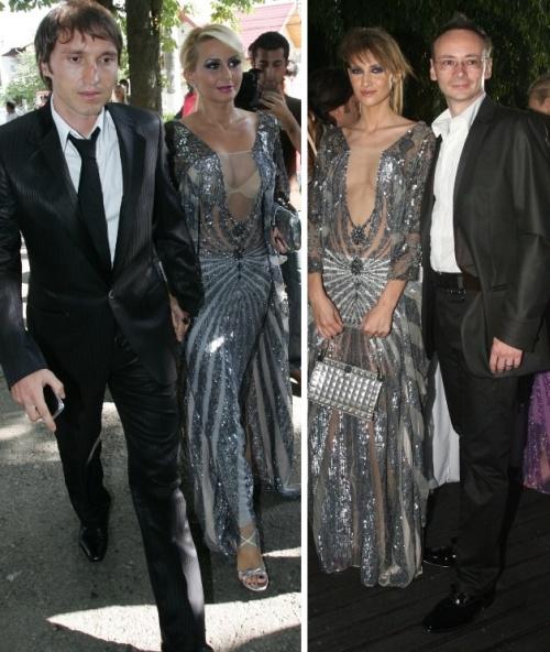 Top 7 rochii identice. Vedete de la noi care s-au îmbrăcat la fel!