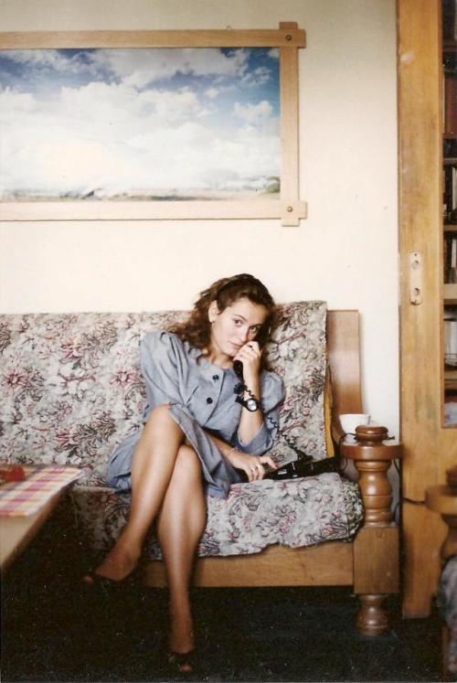 Andreea Esca, despre primul bărbat din viaţa ei. Cine a fost şi cum s-a comportat cu ea