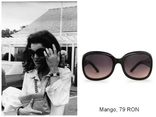 Modele celebre de ochelari de soare. Ce găsești în magazine