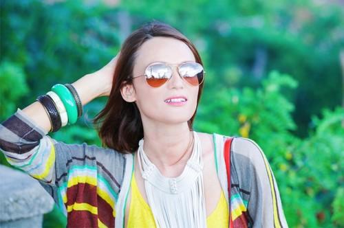 Cum să-ţi alegi ochelarii de soare în funcţie de forma feţei