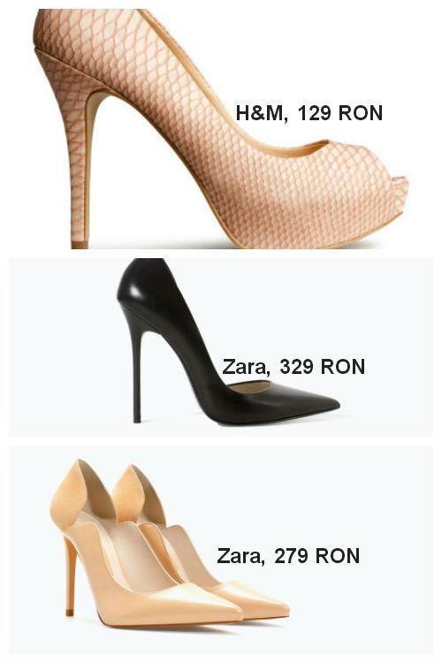 Ce pantofi să porți în funcție de siluetă