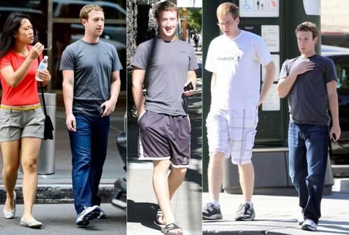Are miliarde, dar Mark Zuckerberg poartă acelaşi tricou. Care este explicaţia