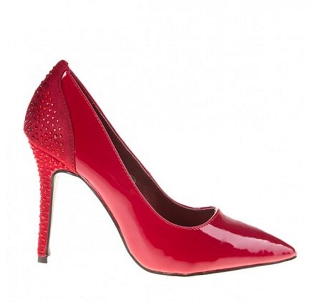 pantofi rosii