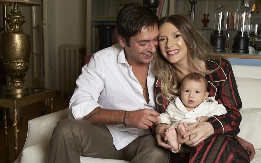 Adela Popescu și Radu Vâlcan Foto Marius Bărăgan/UNICA