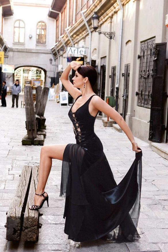 """Andreea Marin: """"Dansul m-a marcat și cumva simt că am trecut și prin viață în ritm de dans"""""""