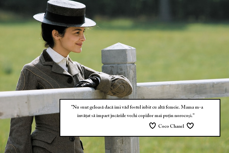 2009 - Coco Before Chanel - Movie Set