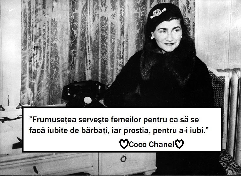Coco Chanel (Aug 19, 1883 Ð Jan 10, 1971)