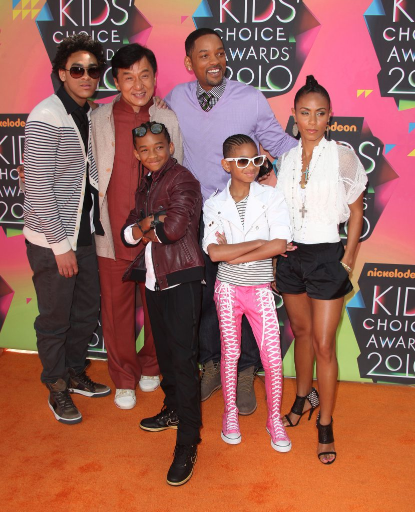 familia-smith-la-kids-choice-awards-2010-willow-smith-converse