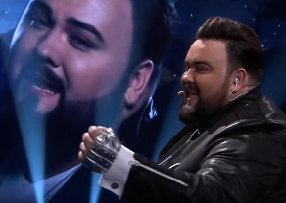 Jacques Houdek croatia finala eurovision 2017