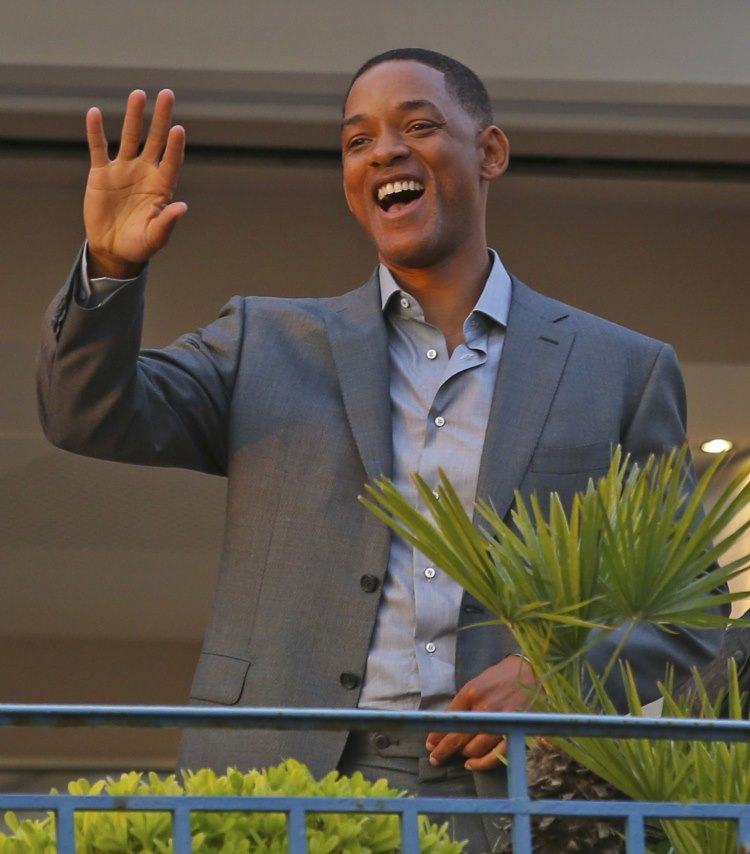 Will Smith la festivalul de film de la Cannes 2017