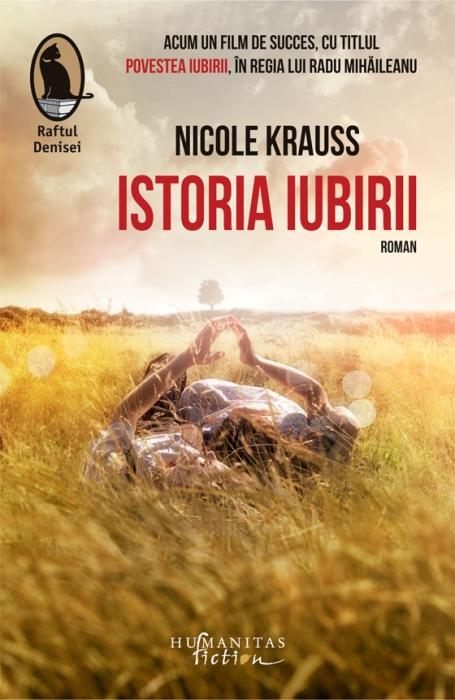 Istoria iubirii de Nicole Krauss