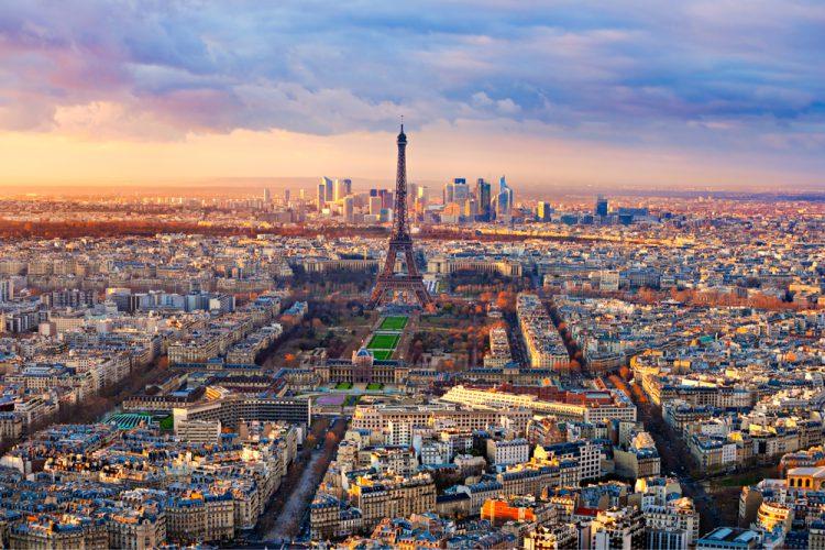 Paris vedere