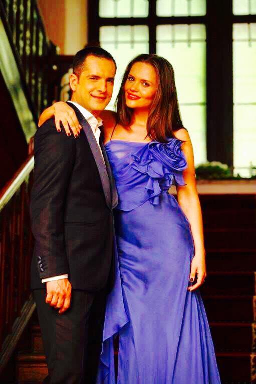 Mădălin Ionescu și Cristina Șișcanu au sărbătorit șase ani de căsnicie