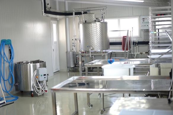 laborator prelucrarea laptelui