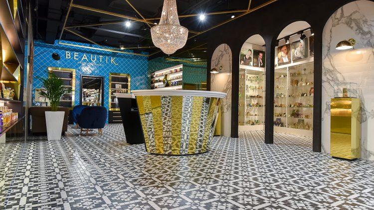 Beautik concept store