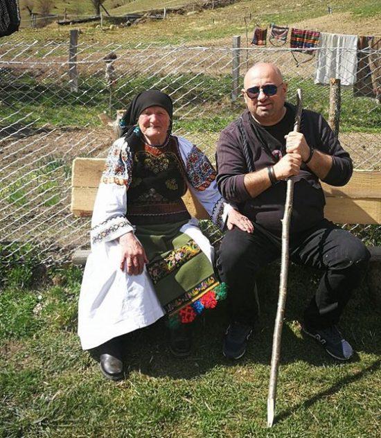 Catalin Scarlatescu adora mancarea traditionala