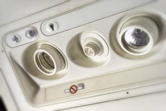 Aerul conditionat din avion