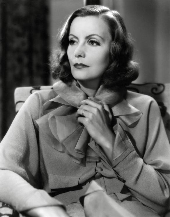 Greta Garbo in 1932