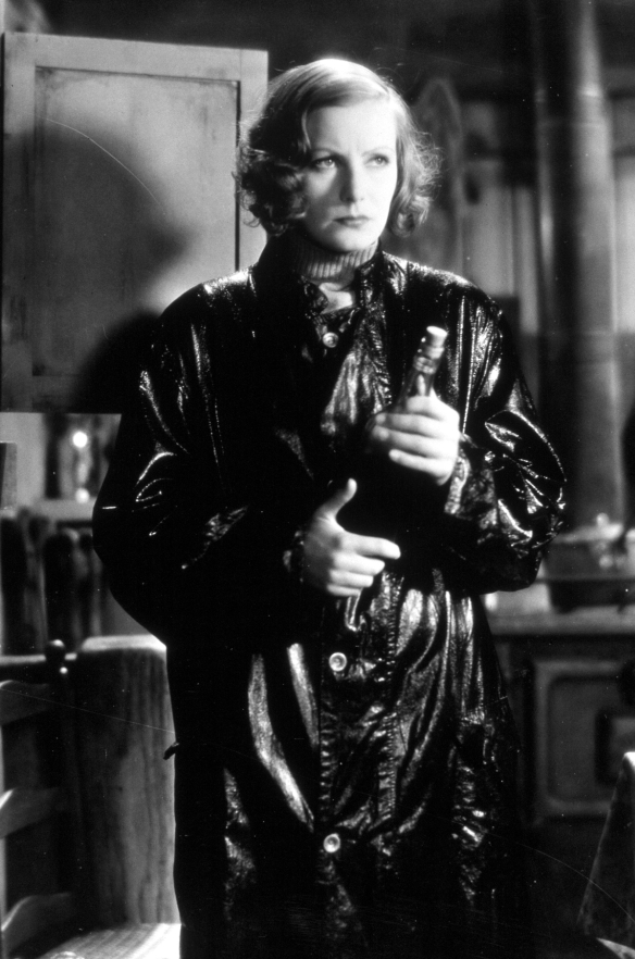 "Greta Garbo in filmul ""Anna Christie"" (1930)"