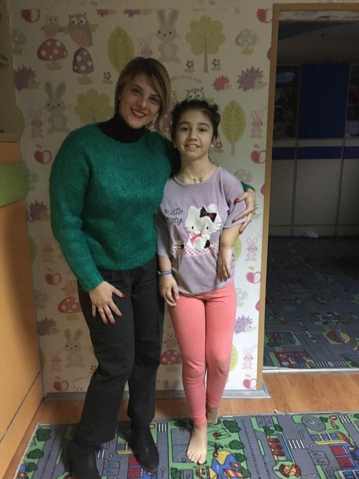 Kassandra, fetița otrăvită cu acid şi arsă cu ţigara, a făcut a 44-a operație! Cum arată acum fiica lui Iosif Rotariu