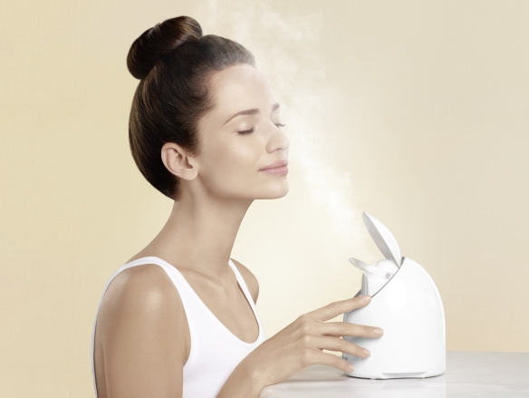 Panasonic Facial Steamer EH-XS01 Hydrated_Skin