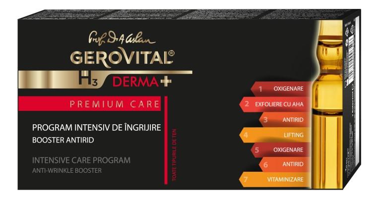 Premium Care program intensiv ingrijire