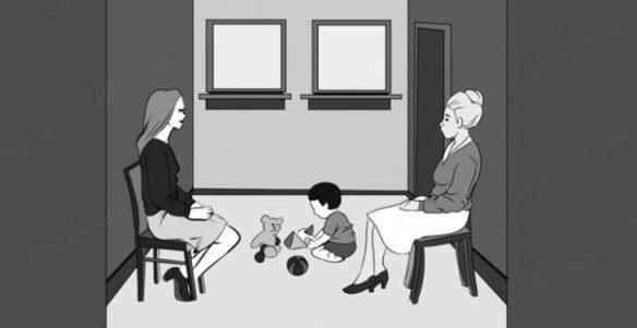 Care este mama copilului? Testul online care a pus în dificultate internauții