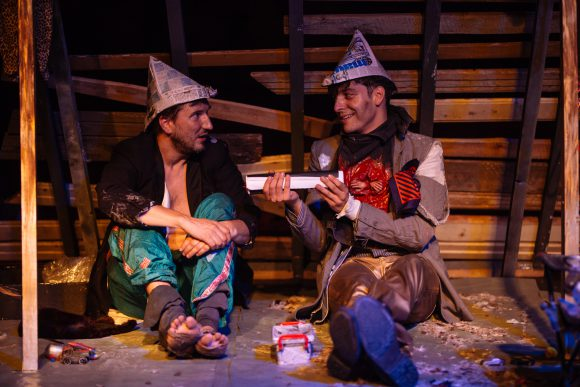 ANDREEA și ANDREI GROSU, povestea unui teatru de suflet