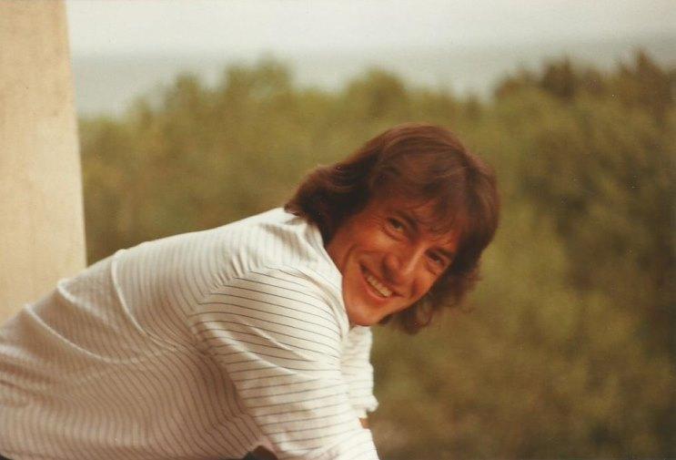 Zâmbetul cu care a cucerit multe femei. Iata cum arăta Mihai Constantinescu în tinereţe!