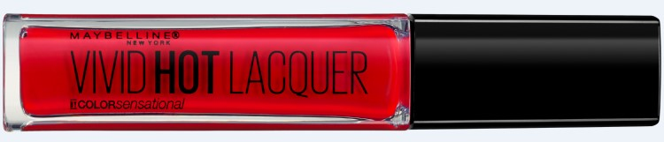 vivid hot laquer maybelline