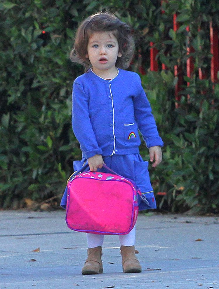 Wyatt, fiica cea mare a cuplului Mila Kunis și Ashton Kutcher