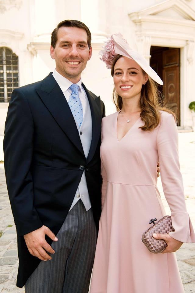 Principele Nicolae si Alina Maria Binder