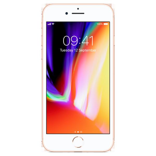 Telefon mobil iPhone 8 64 GB auriu - cel mai puțin preț de Black Friday 2017, la Orange.ro