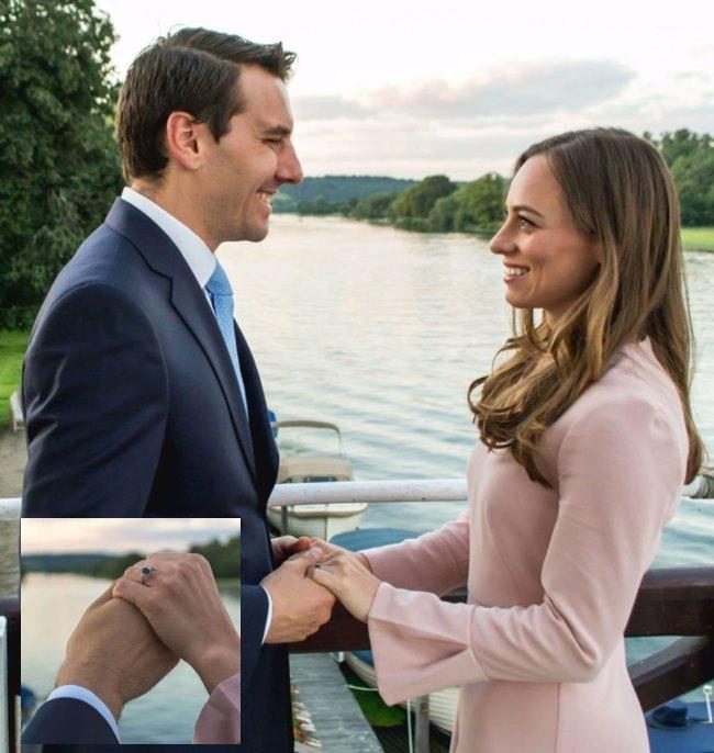 Principele Nicolae si Maria Binder 1
