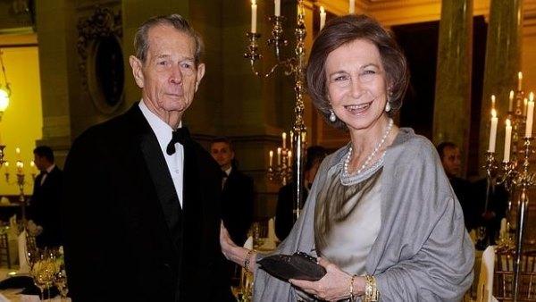Regele Mihai si Regina Sofia