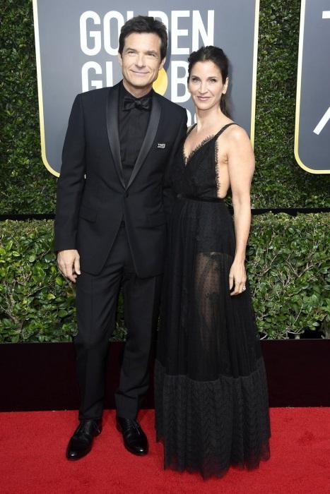 Jason Bateman si Amanda Anka