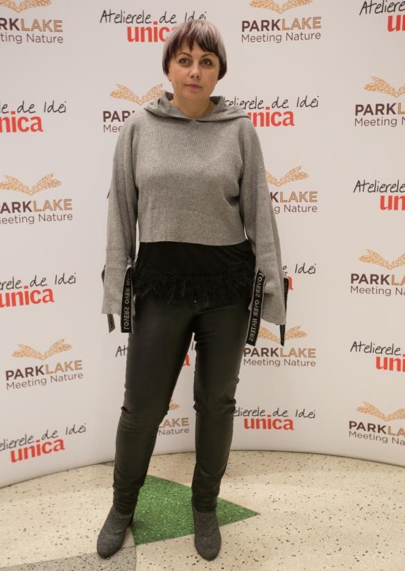 Miruna Stanculescu la Atelierele de Idei Unica