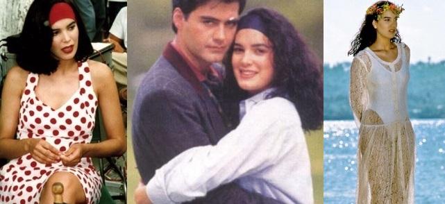 Ruddy Rodriguez in telenovela Pasiuni secrete