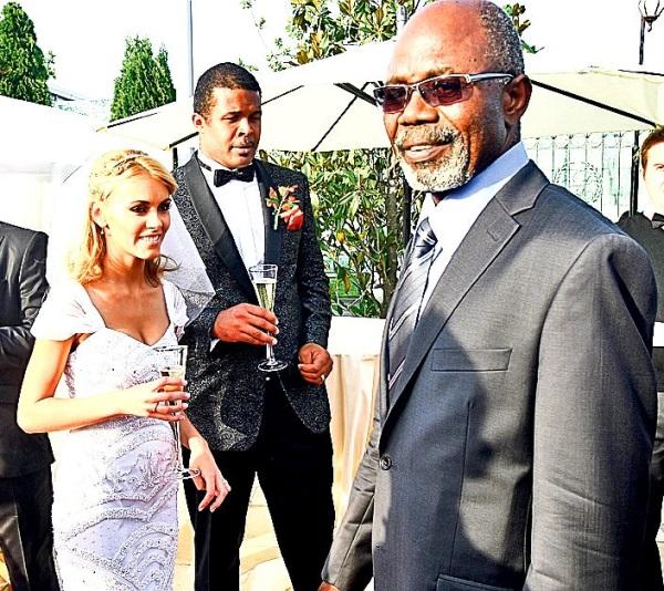 tatal lui cabral ibacka la nunta