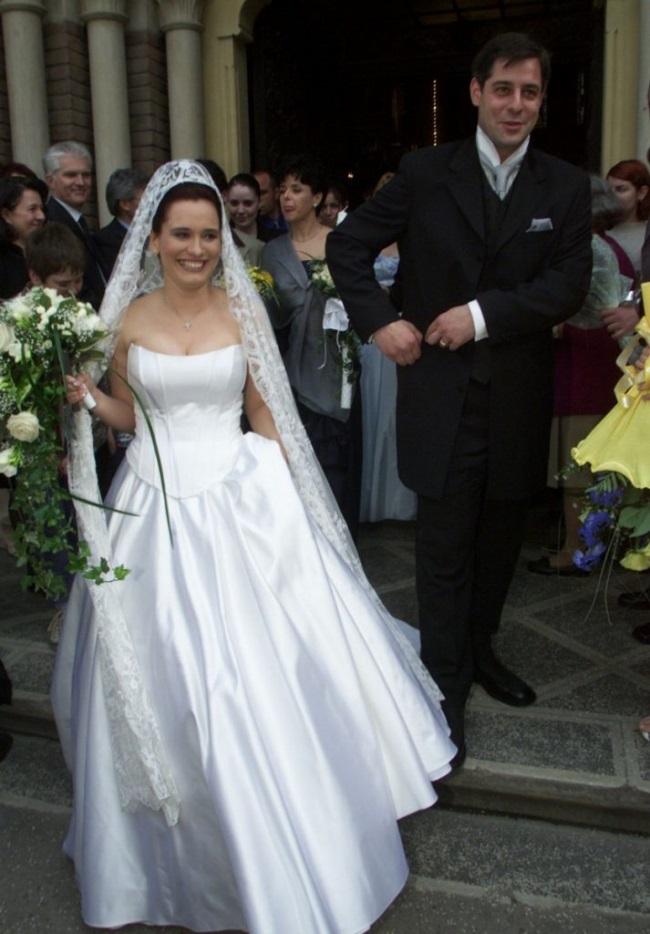 Andreea esca si alexandre eram la nunta