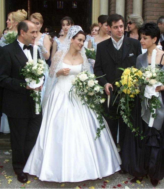 Andreea esca si alexandre eram, nunta