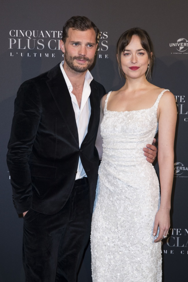 Dakota Johnson si jamie dornan Fifty Shade of Grey freeds